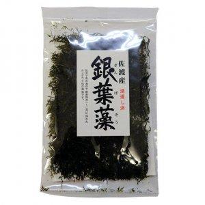 佐渡産銀葉藻