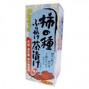 柿の種ふりかけ茶漬け(かに風味)