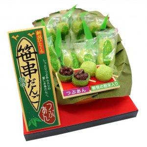 笹串だんご(つぶあん)