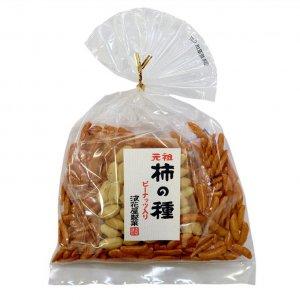 浪花屋 元祖柿の種ピーナッツ入り(袋)