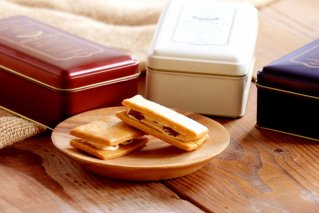 栗のバターサンド