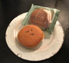 チョコとレトロなマドレーヌ10個セット