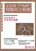 文化財発掘出土情報2018年9月号(通巻448号)