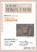 文化財発掘出土情報2018年12月号(通巻451号)