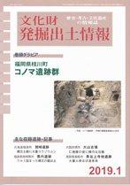 文化財発掘出土情報2019年1月号(通巻452号)
