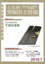 文化財発掘出土情報2019年7月号(通巻458号)