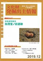 文化財発掘出土情報2019年12月号(通巻463号 )