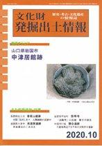 文化財発掘出土情報2020年10月号(通巻473号)