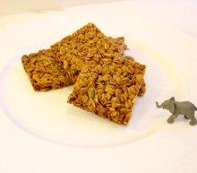 イギリスの伝統菓子 フラップジャック 3個セット