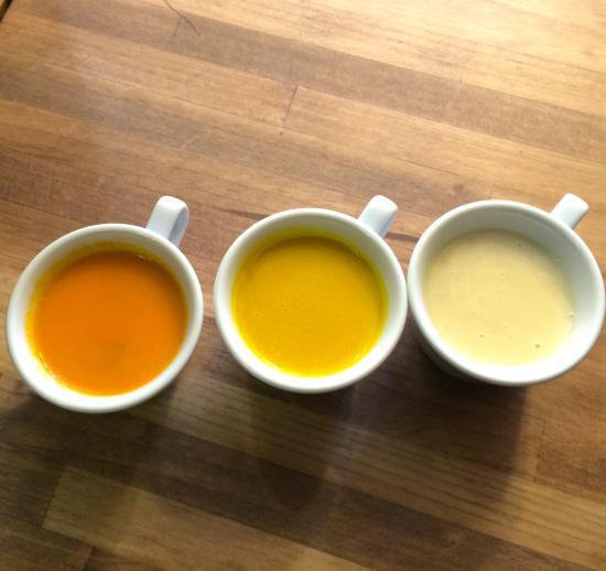 種まきから作る、のらくら農場さんの食べるスープ