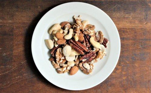 素焼きミックスナッツ(100g、200g)