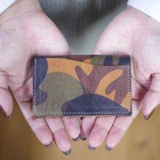 カードケースサイズウォレット / Wicklow (エルヴァケーロ全4色)