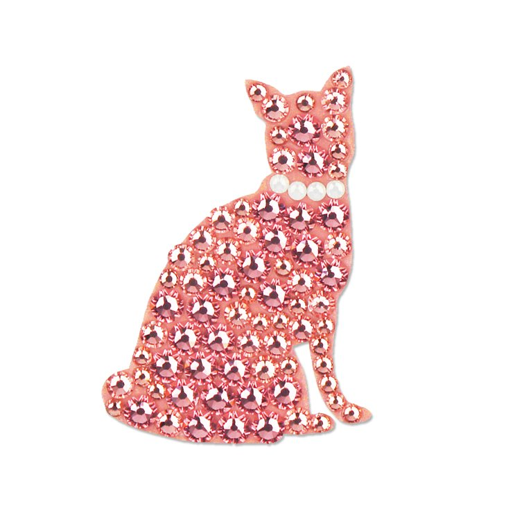 【CAT】</br>おすわりローズピーチ