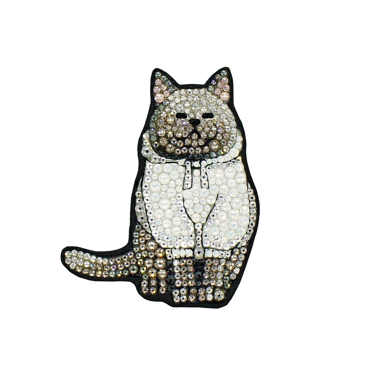 【Hoodie Cat/WH】