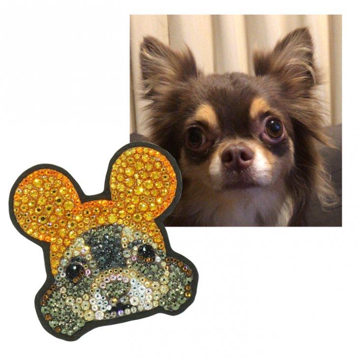 PET ORDER【うちのコねずみステッカオーダー専用】
