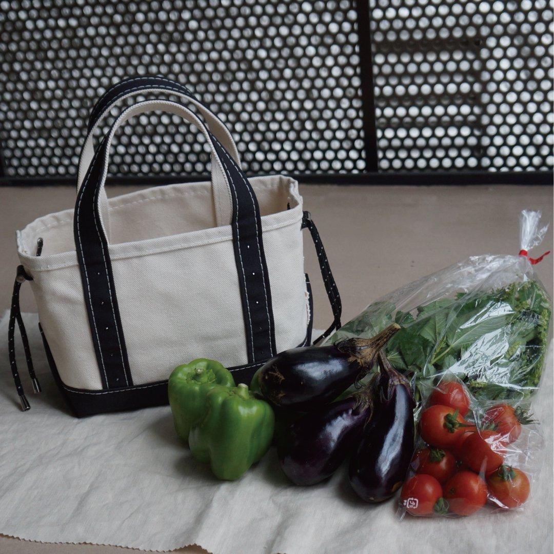 カスタマイズトート【L.L.Bean】&おおるりファームお野菜セット