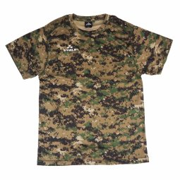 CAMOUFLAGE DRY SHIRTS
