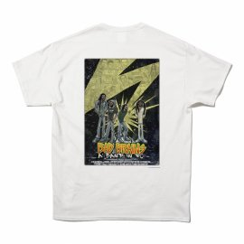 S/S PRINT TEE (A BAD IN DC FLYER)