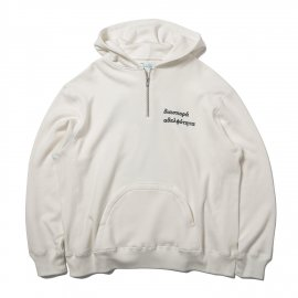 Diaspora Skateboards DOUBLE LOGO HOODED SWEAT SHIRT