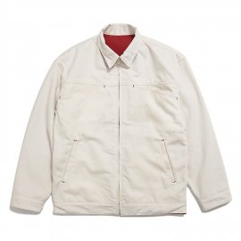 REVERSIBLE WORK JACKET