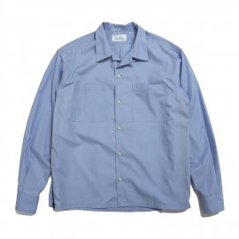 VENTILATION OPEN COLOR SHIRT