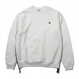 VENTILATION CREW NECK SWEAT SHIRT