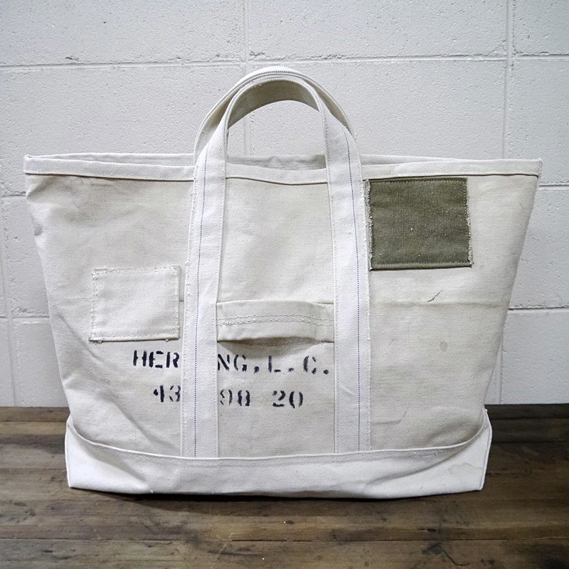 SHABBY CHIC×WEST MOUNTAIN オリジナル「Vintage Custam Toolbag」 style=