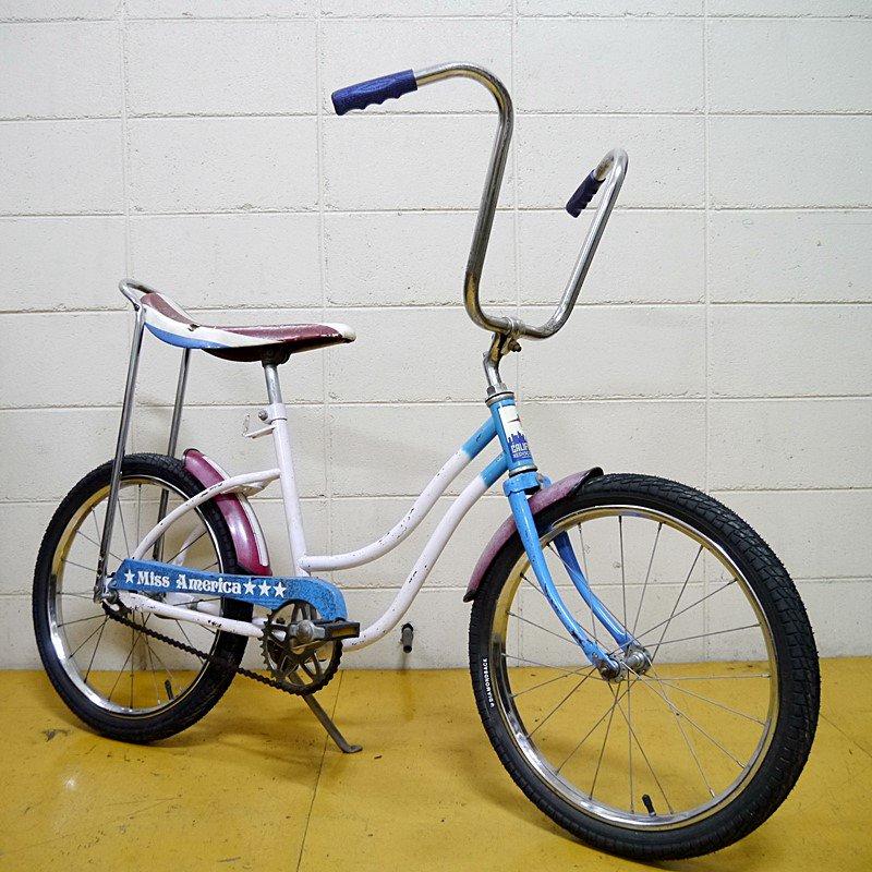 Vintage自転車「Miss America」 style=