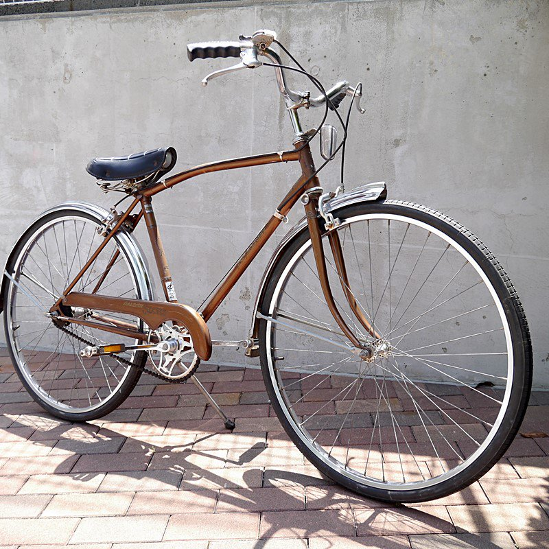 Vintage自転車Raleigh「SPORTS」 style=