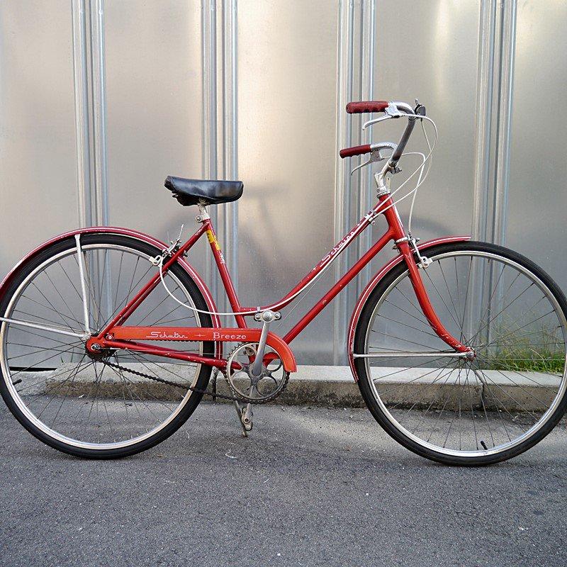 Vintage自転車 Schwinn「Breeze」26インチ style=