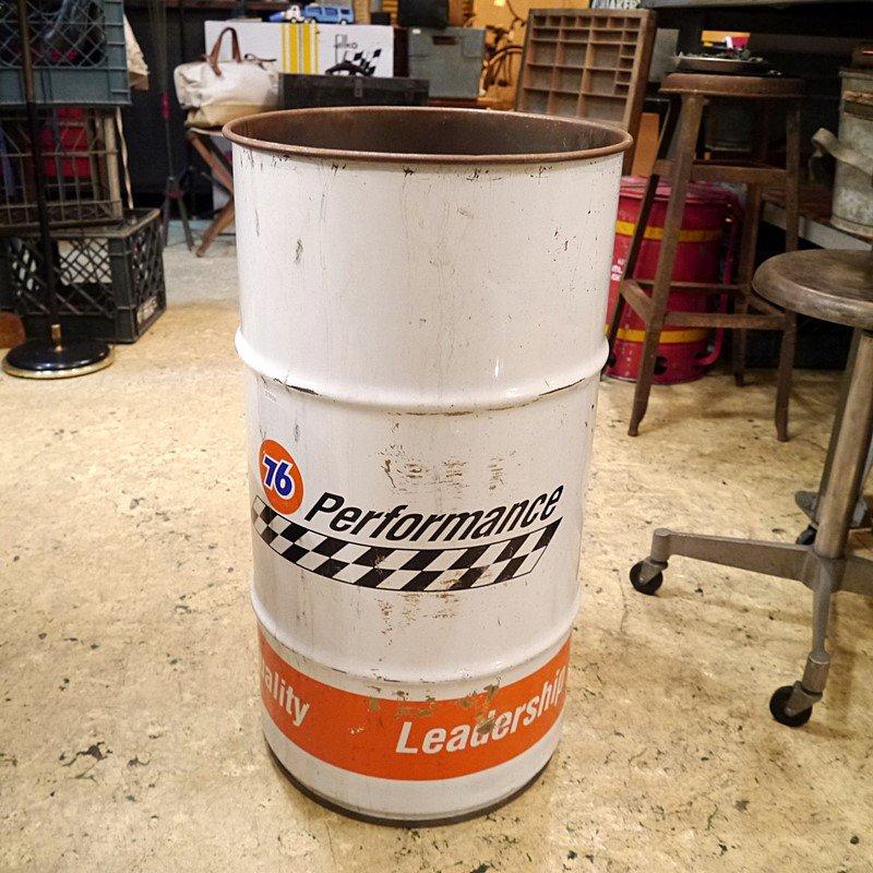 ビンテージ OIL缶「76」 style=