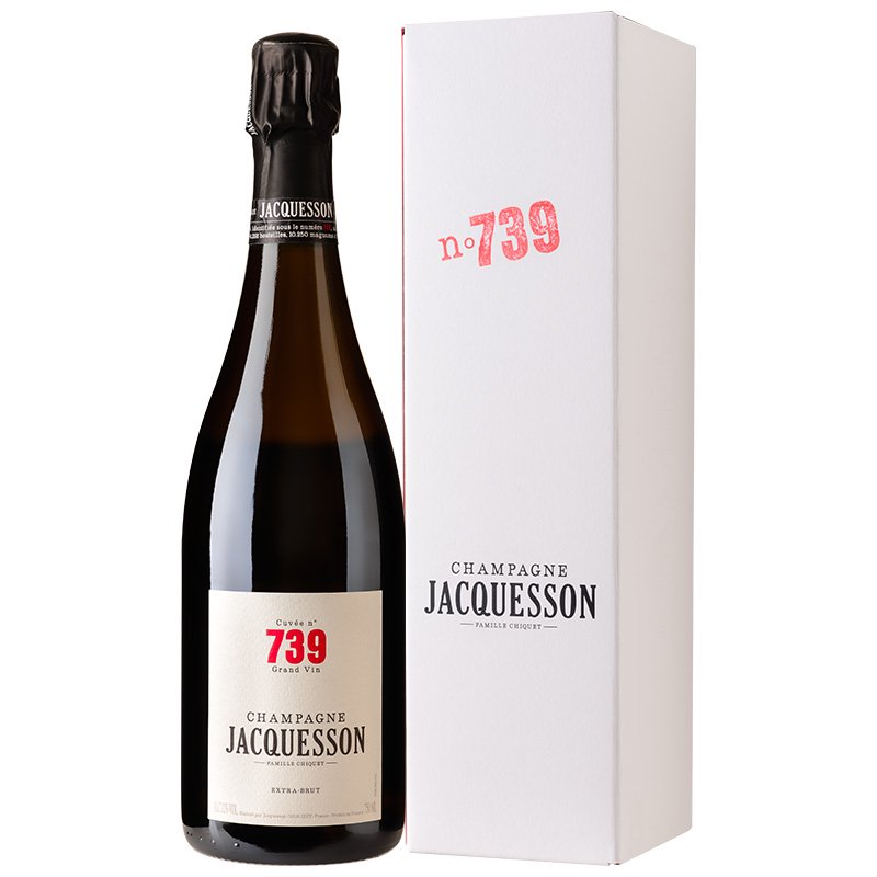 【期間限定・送料無料】ジャクソン キュヴェ 739 【ギフトボックス】