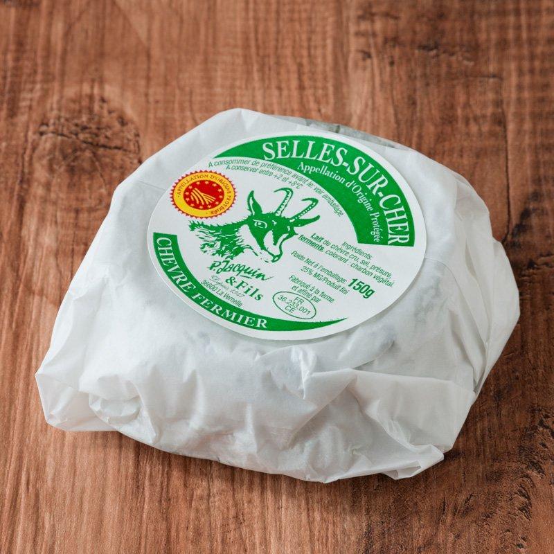 【お届けまで6日】ベリー地方産地チーズ セル・シュール・シェール 140g