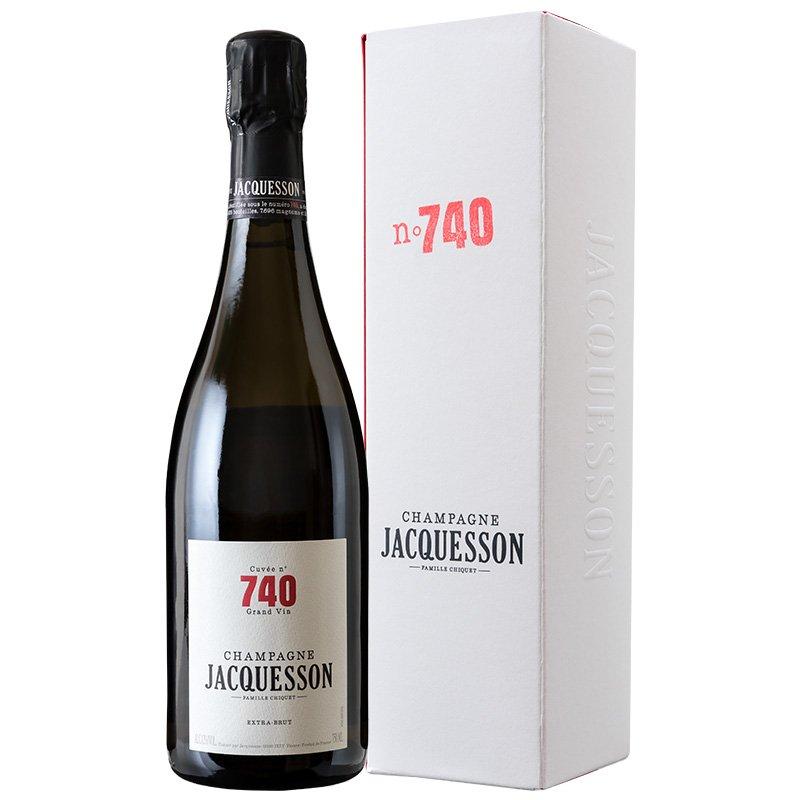 ジャクソン キュヴェ 740 【ギフトボックス】