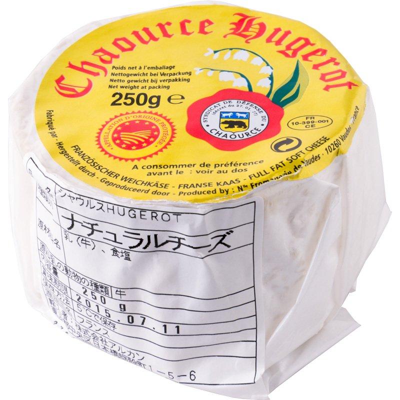 【お届けまで6日】シャンパーニュ地方産地チーズ シャウルス 250g