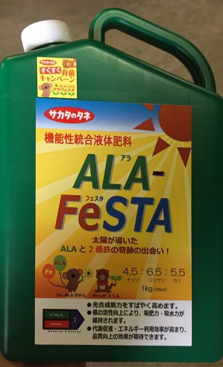 アラフェスタ ALAFeSTA 1Kg