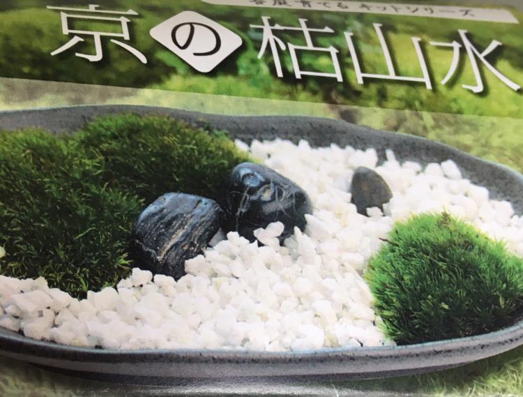 京の枯山水作成キット