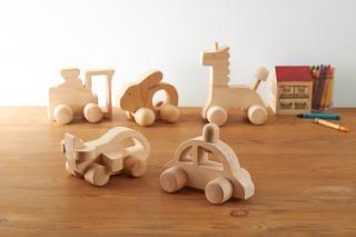 木工おもちゃ