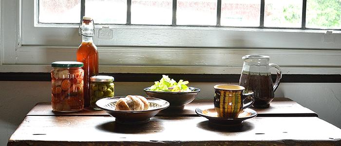 ことり工芸舎 やちむん・竹籠・漆椀・ガラス