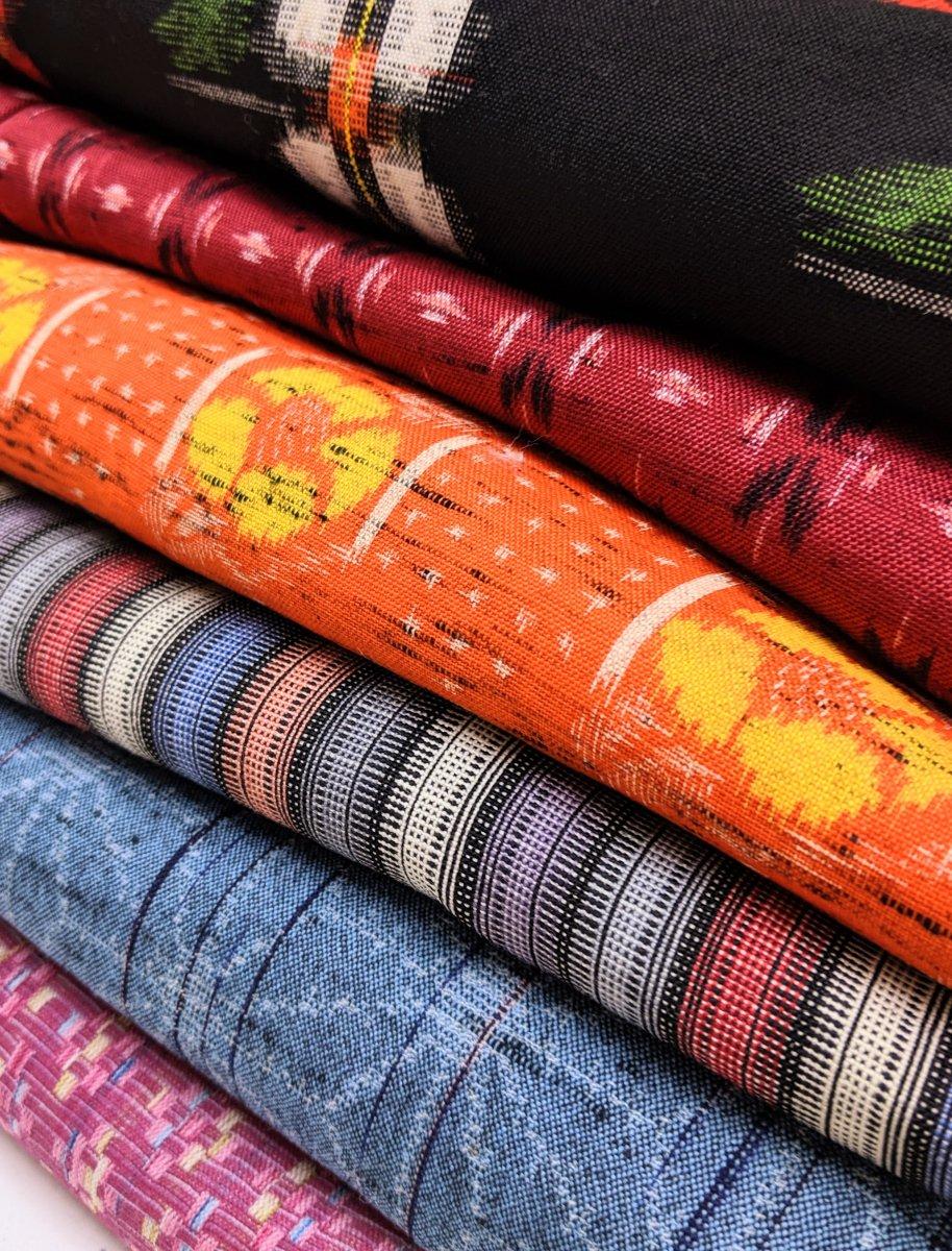 リメイク用 ウールの着物11枚・羽織2枚