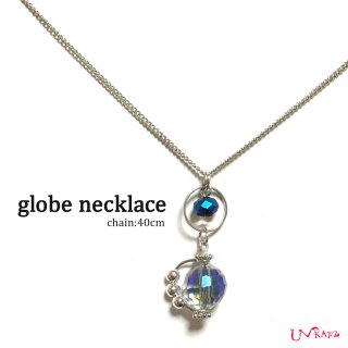 【OUTLET】Ukatz NO.508 globeネックレス