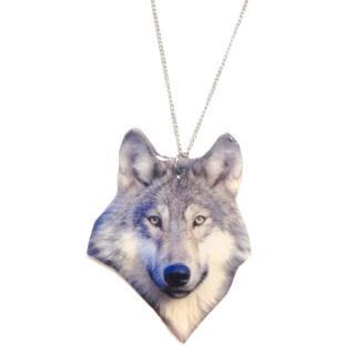 Ukatz NO.152 狼のネックレス