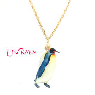 Ukatz NO.158 ペンギンのネックレス