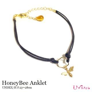 Ukatz NO.A2 HoneyBeeアンクレット(UNISEX)
