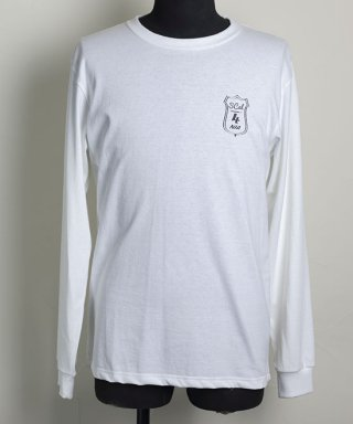 ANOTHER HEAVEN / Long Sleeve T / AH-104-WH