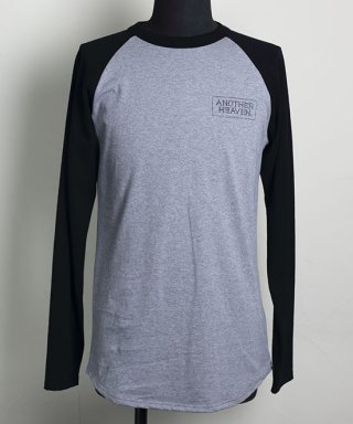 ANOTHER HEAVEN / Raglan Long Sleeve T / AH-105-GB