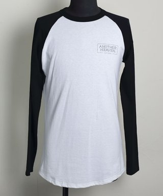 ANOTHER HEAVEN / Raglan Long Sleeve T / AH-105-WB