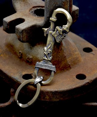 ANOTHER HEAVEN / Key Chain / AHK-003-BR