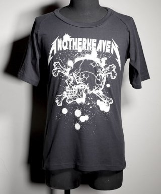 ANOTHER HEAVEN / Raglan Short Sleeve T / AH-T01