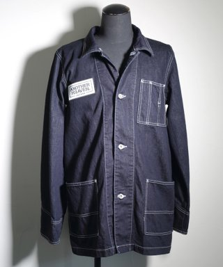 ANOTHER HEAVEN / Denim Coverall / AHCA-001-IN